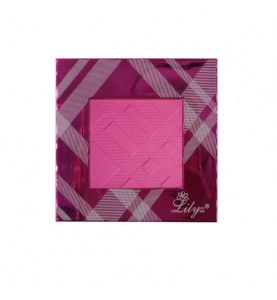 Lilyz I Design Single Eyeshadow and Blusher Taffy Pink Colour No.11