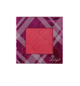 Lilyz I Design Single Eyeshadow and blusher Velvet Rose Colour No.07