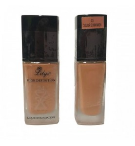 Lilyz High Definition Liquid Foundation – 03 CINNAMON