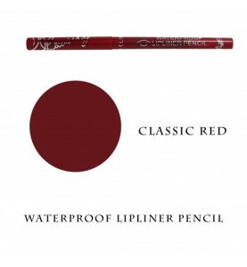 Waterproof Lipliner Pencil - Classic Red